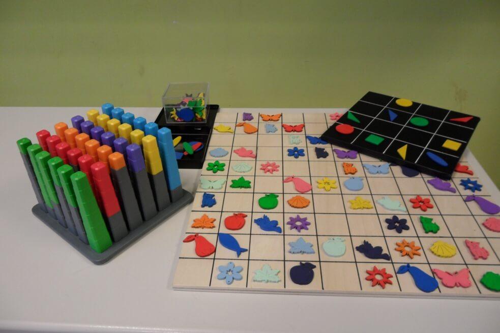 [November] Lateinisch-Griechische Quadrate – Sudoku