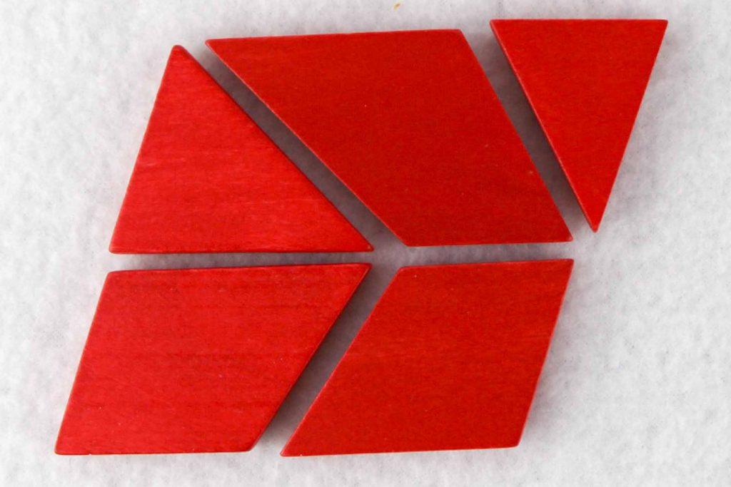 tangram  ein geometrisches legespiel zur intelligenten