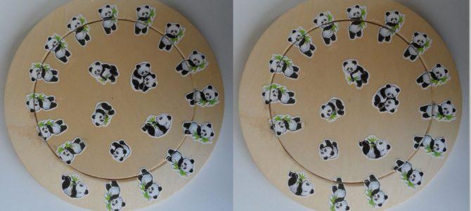 Wohin ist Panda Nr. 22 verschwunden?